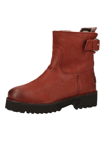 Shabbies Amsterdam Stiefelette in Rot