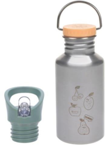 Lässig Edelstahl Trinkflasche Yummy, 500 ml