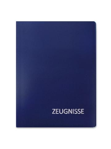 ROTH Zeugnismappe Blau Basic - Dokumentenmappe