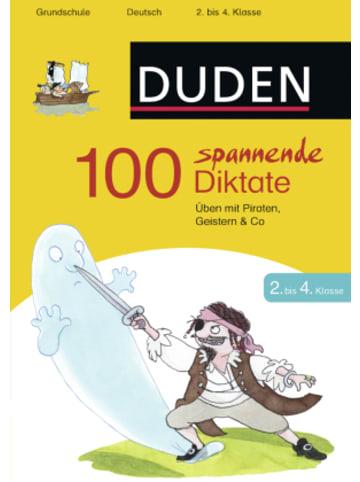 Bibliographisches Institut 100 spannende Diktate 2. bis 4. Klasse