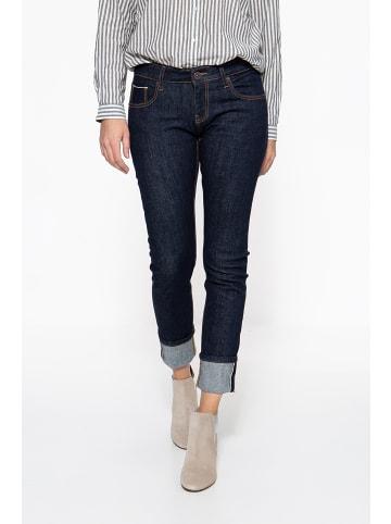 ATT Jeans ATT Jeans ATT JEANS Slim Fit Jeans Red Selvedge Belinda in dunkelblau