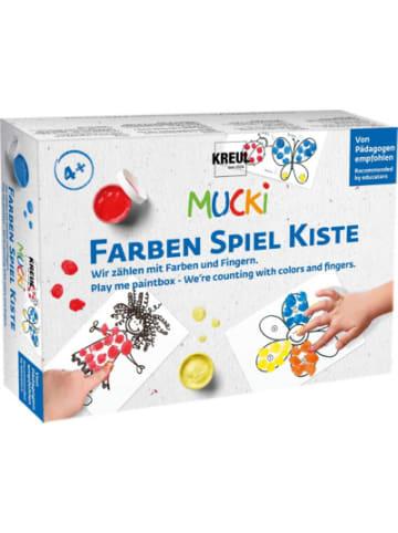 KREUL Mucki Farben-Spiel-Kiste - Wir zählen mit Farben und Fingern