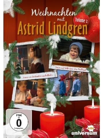 LEONINE Distribution Weihnachten mit Astrid Lindgren. Vol.2, 1 DVD