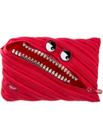 ZIPIT Schlamperetui Grillz Monster Jumbo Pouch Red