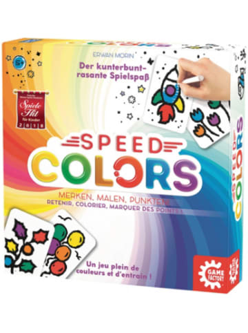 Game Factory Speed Colors