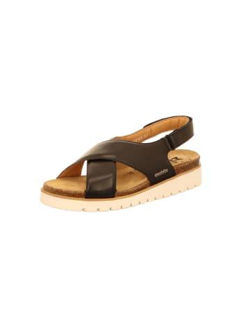 Mephisto Sandalen/Sandaletten in schwarz