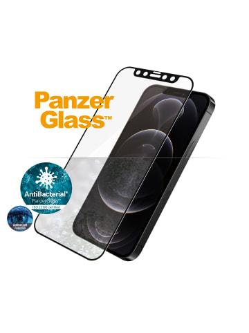 Panzerglass Display-Schutzglas  für iPhone 12 / 12 Pro in schwarz