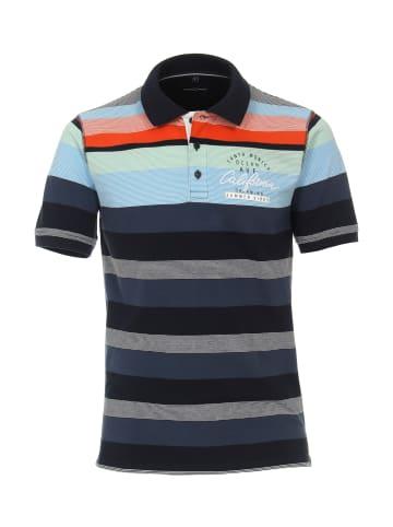 CASAMODA Polo-Shirt in Blau