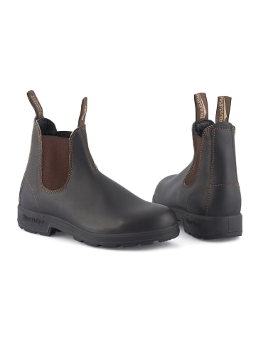 Blundstone Chelsea Boots Modell 500 in Braun