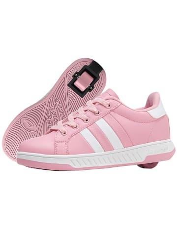 """Breezy Rollers Schuhe mit Rollen """"2176242"""" in Pink/Weiß"""