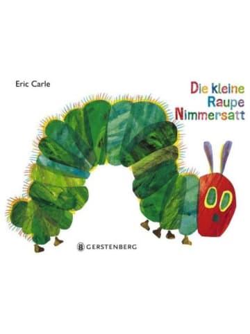 Gerstenberg Die kleine Raupe Nimmersatt, Geschenkausgabe