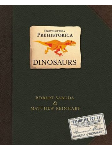 Walker Books Encyclopedia Prehistorica Dinosaurs