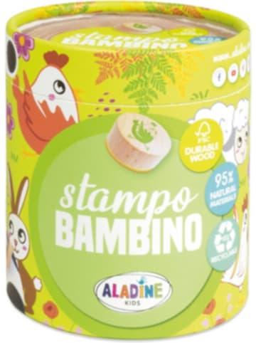 Aladine Stampo Bambino Bauernhof Stempel-Set