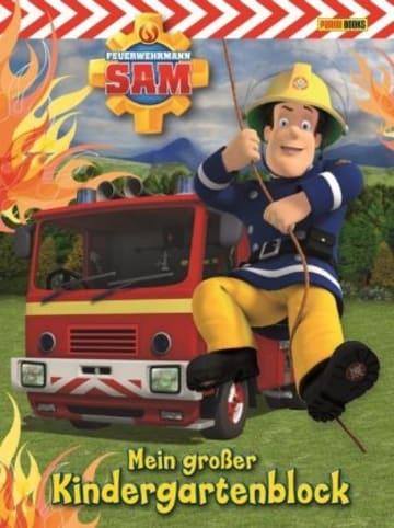 Panini Books Feuerwehrmann Sam - Mein großer Kindergartenblock