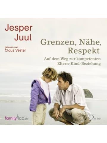 Cc-live Grenzen, Nähe, Respekt, 2 Audio-CDs
