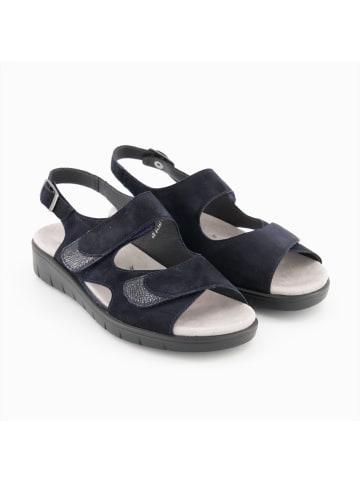 Semler Sandalen in blau