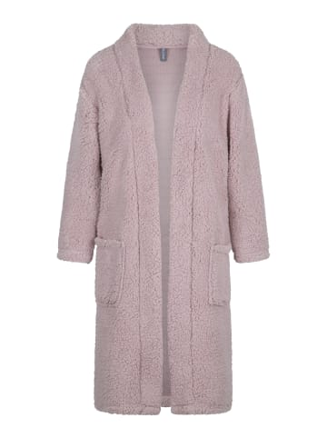 Linga Dore Weste Fluffy in Pink