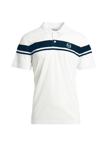 Sergio Tacchini Poloshirt Young Line Pro Polo in wht/nav