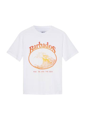 ZOE KARSSEN T-Shirt in Optical White