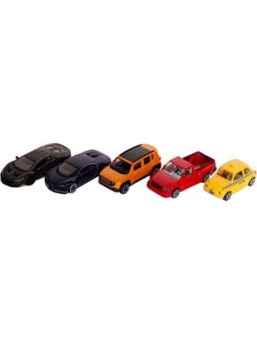 Bburago Automodelle 5er-Set, 1:43