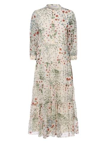 Marie Lund Kleid in vanille mehrfarbig