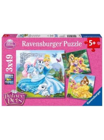 Ravensburger Palace Pets - Belle, Cinderella und Rapunzel (Kinderpuzzle)