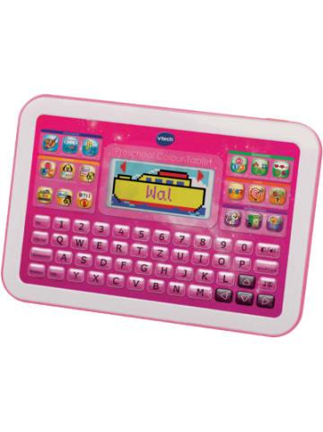 Vtech Preschool Colour Tablet, pink