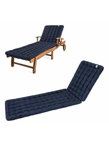 """Have a Seat Polsterauflage """"Gartenliege"""" in Royal Blau"""