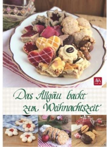 AVA-Agrar Verlag Allgäu Das Allgäu backt zur Weihnachtszeit
