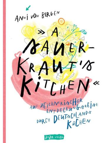 Jaja A Sauerkraut´s Kitchen | Auf zeichnerischer Entdeckungsreise durch...