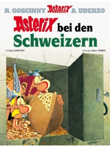 Egmont Comic Collection Asterix - Asterix bei den Schweizern