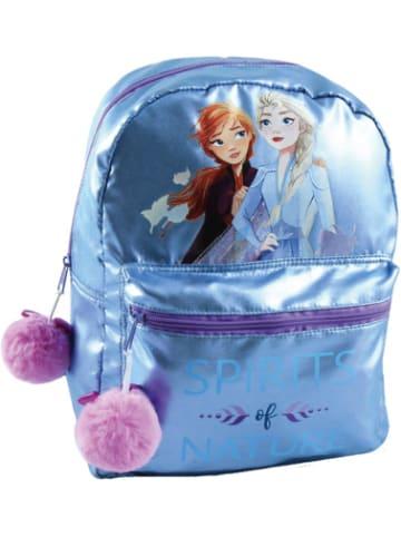 Jacob Kinderrucksack Disney Die Eiskönigin 2, blauglänzend