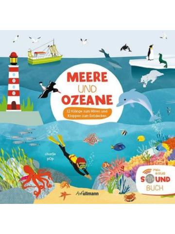 Ullmann Publishing Mein erstes Soundbuch - Meere und Ozeane, m. Soundeffekten