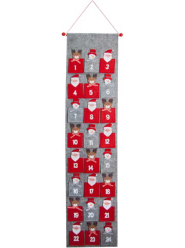 Hotex Adventskalender 32 x 135 cm