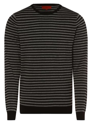 Finshley & Harding Pullover in schwarz grau