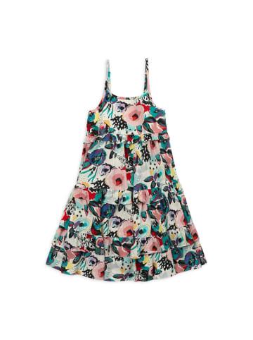 Panco Kleider - mit Blumenmuster - für Mädchen in Bunt