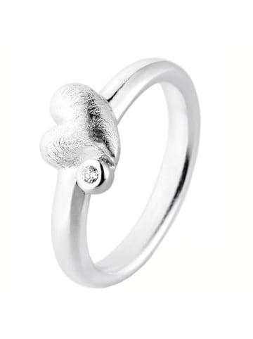 "Heartbreaker Ring ""Stacking Ringe LDLO11"" in silber"