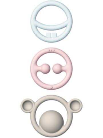 MOLUK Nigi, Nagi & Nogi pastel colors