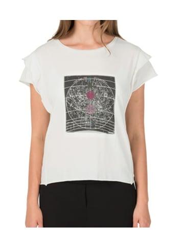 Timezone T-Shirt in Weiß