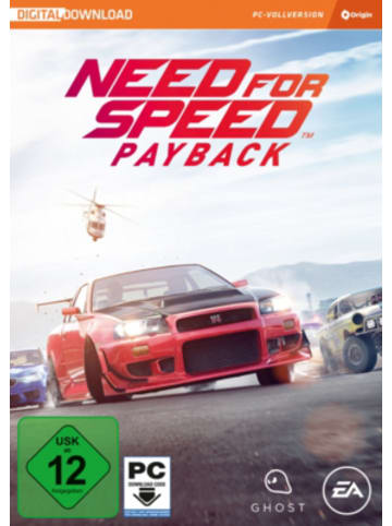 Ak tronic PC Need for Speed - Payback