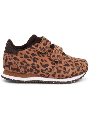 WODEN Sneakers Ydun Animal Suede in Mehrfarbig