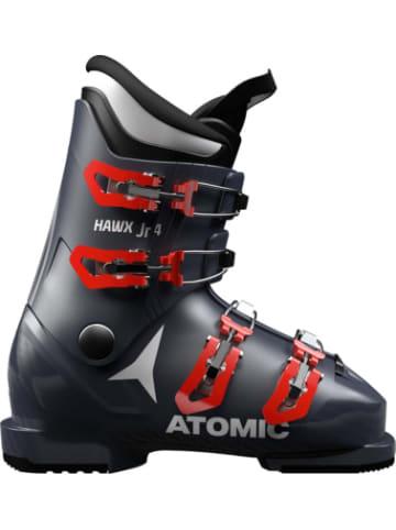Atomic Skischuh HAWX JR 4 Dark Blue/Red