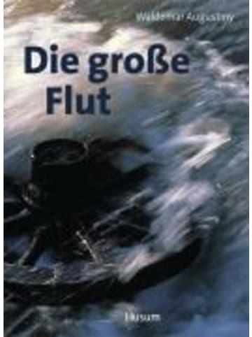 Husum Die große Flut | Chronik der Insel Strand