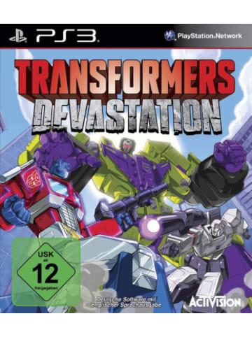 Activision Blizzard PS3 Transformers Devastation
