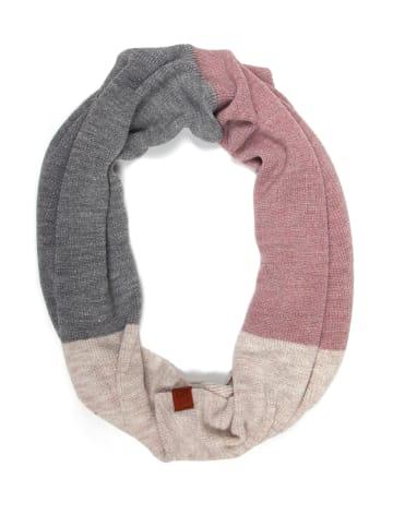 """Collezione alessandro Winterlicher Loop """" Bianca """" in rosa"""