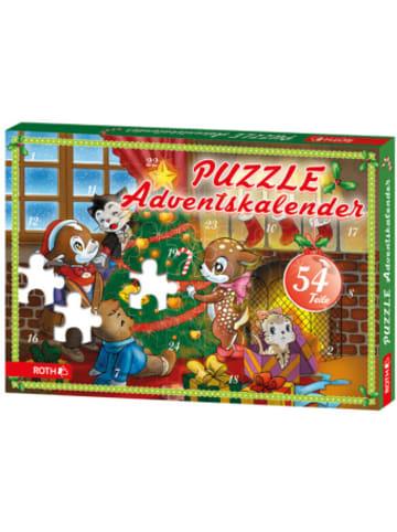 Roth Lichtentanne Puzzle-Adventskalender (für Minis)