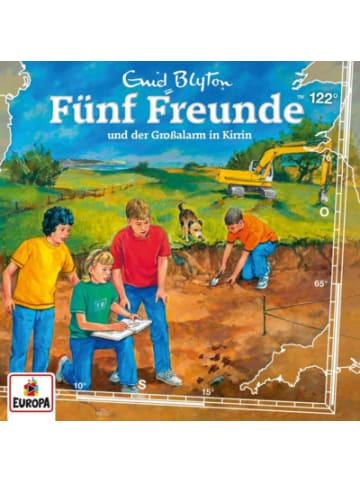 Fünf Freunde CD Fünf Freunde 122 - und der Großalarm in Kirrin
