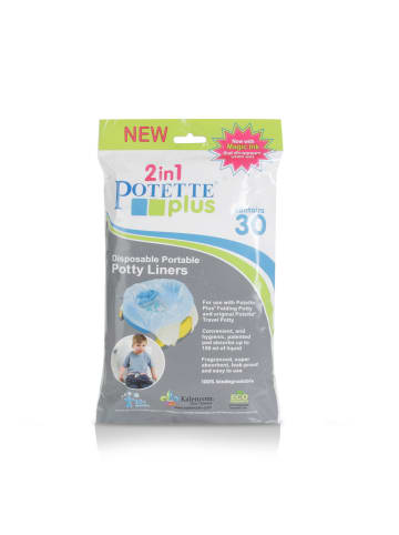 Kalencom Einlegtüten für Potette Plus