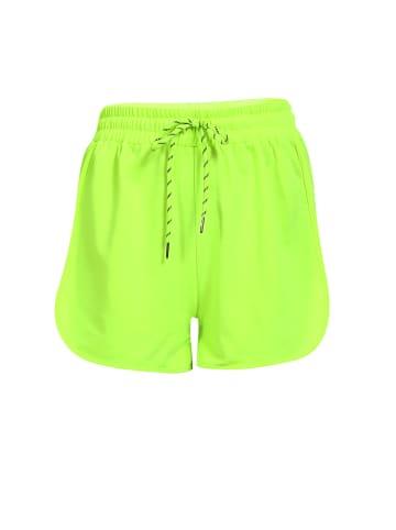 MyMO ATHLSR Shorts in Neon Grün