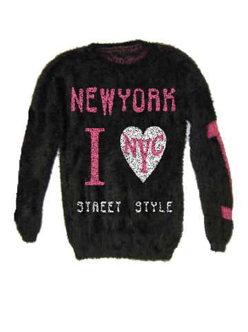 Streetkids Mädchen Pullover in black